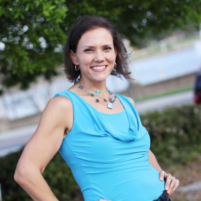 Losing Half your Body Weight with Heather Robertson featured on top US macro training and fitness podcast, Biceps After Babies.