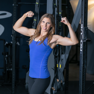 Amber of Biceps After Babies is a guest on the Key Nutrition Podcast.