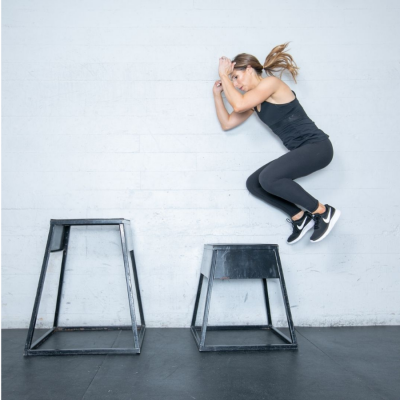 How to Maximize Your Home Workouts during social distancing, a podcast featured by top macro coach, Amber of Biceps After Babies