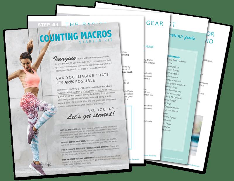 Counting Macros Starter Kit