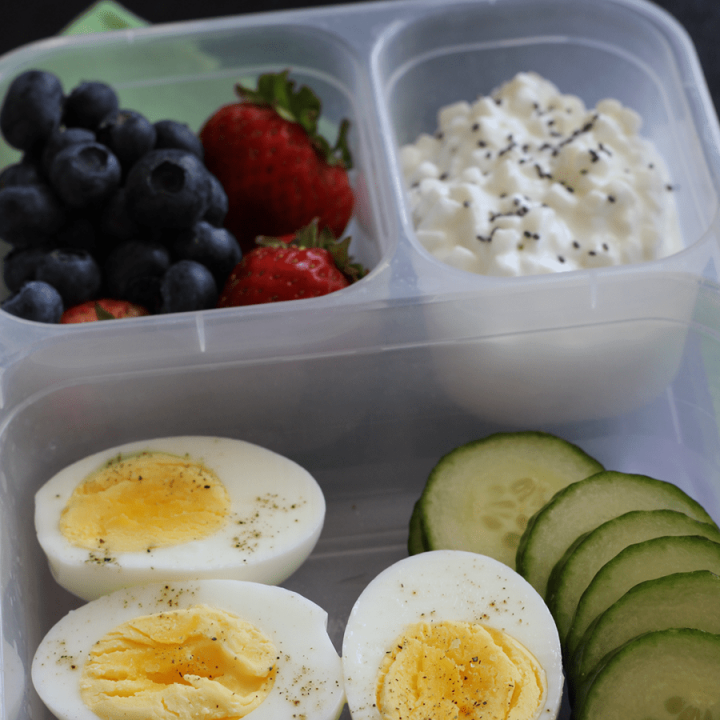 High Protein On-the-Go Breakfast