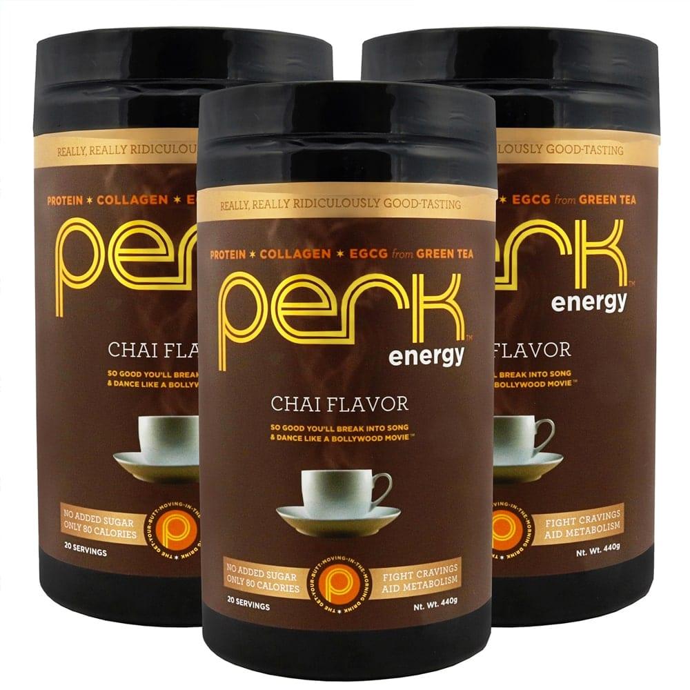 Perk energy